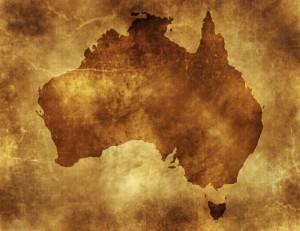 Le continent australien