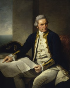 Capitaine James Cook