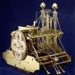 Horloge à longitudes de John Harisson
