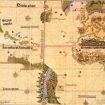 Portulan de Cantino - 1502
