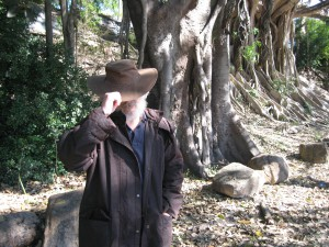 Manteau et chapeau driza-bone